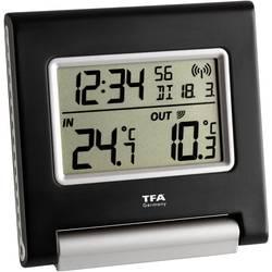 TFA Dostmann Spot brezžični termometer črna