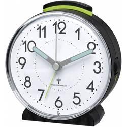 DCF Väckarklocka TFA 60.1515 Svart Larmtider 1 Flourescerande Visare