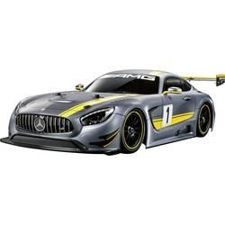 Tamiya TT-02 Mercedes-AMG GT3 s ščetkami 1:10 RC modeli avtomobilov elektro cestni model pogon na vsa kolesa (4wd) komplet za se