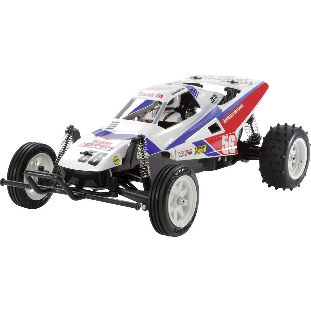 Tamiya The Grasshopper II s ščetkami 1:10 RC Modeli avtomobilov Elektro Buggy Zadnji pogon (2WD) Komplet za sestavljanje