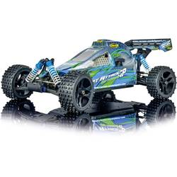 RC-modelbil Buggy 1:5 Carson Modellsport Dirt Attack GP 2.0 30 cm³ Benzin 4WD 100% RtR 2,4 GHz