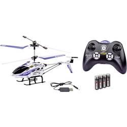 Carson Modellsport Easy Tyrann 180 Polizei rc helikopter za začetnike rtf