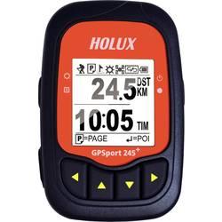 GPS-logger Holux GPSport GR-245+ Persontracker Sort/orange