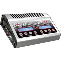 višenamjenski punjač baterija za modele 24 V 30 A Hitec Multicharger X2 litijev-polimerski, litijev-ionski, lifepo, lihv, nikalj