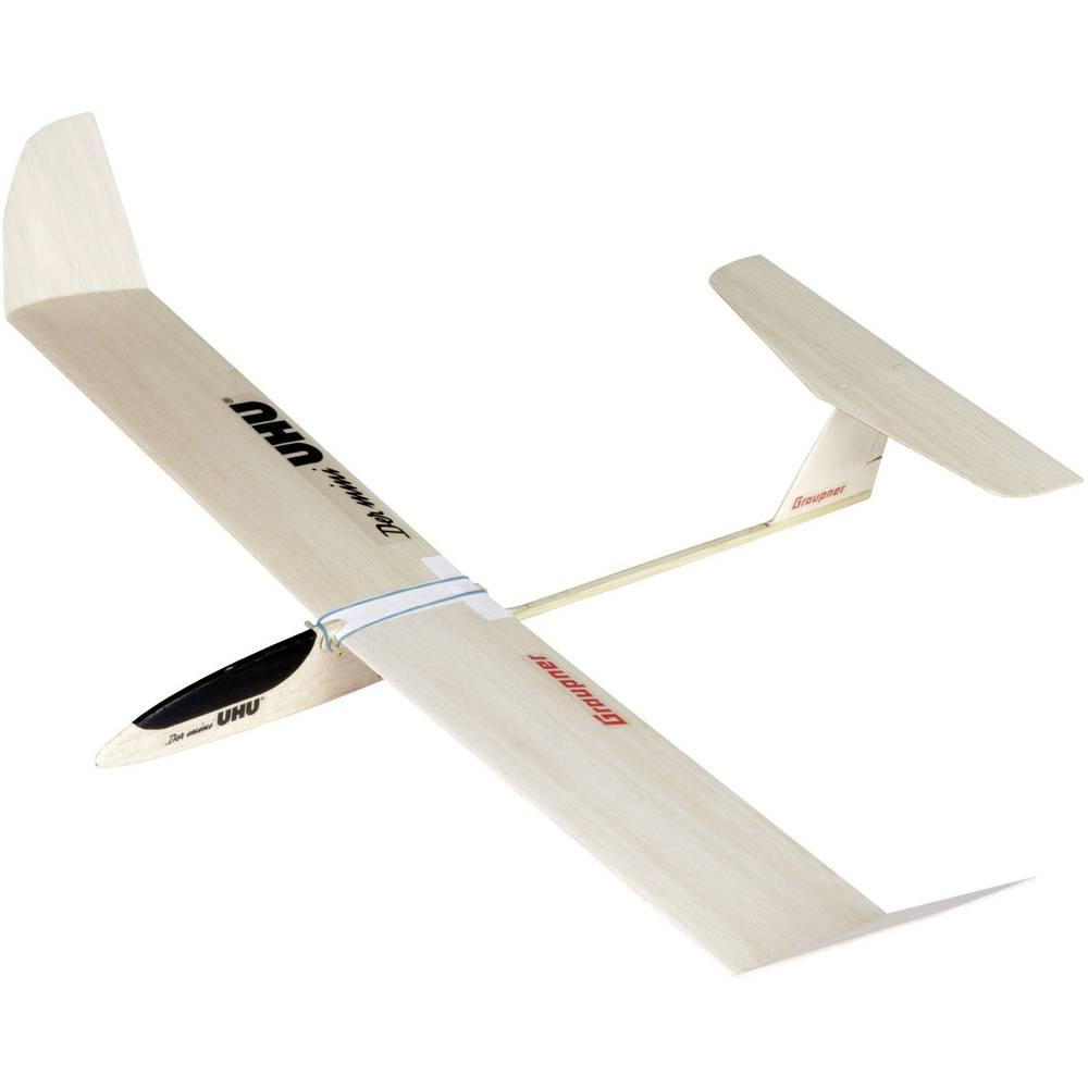 Graupner Der mini UHU RC Model jadralnega letala Komplet za sestavljanje 725 mm
