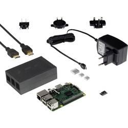 Raspberry Pi® 3 b Retro Pi 1 GB 4 x 1.2 GHz uklj. kućište, uklj. hladnjak, uklj. noobs os, uklj. napajanje, uklj. HDMI kabel