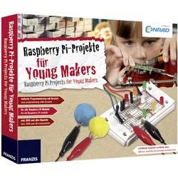 Maker Kit Conrad Components Conrad Raspberry Pi 10222, komplet za sestavljanje od 14. leta starosti naprej