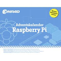 Adventskalender Conrad Components Raspberry Pi Adventskalender Expriment från 14 år