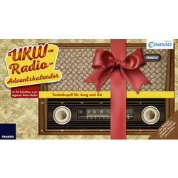 Julekalender Conrad Components UKW-Radio-Adventskalender Samlesæt fra 14 år
