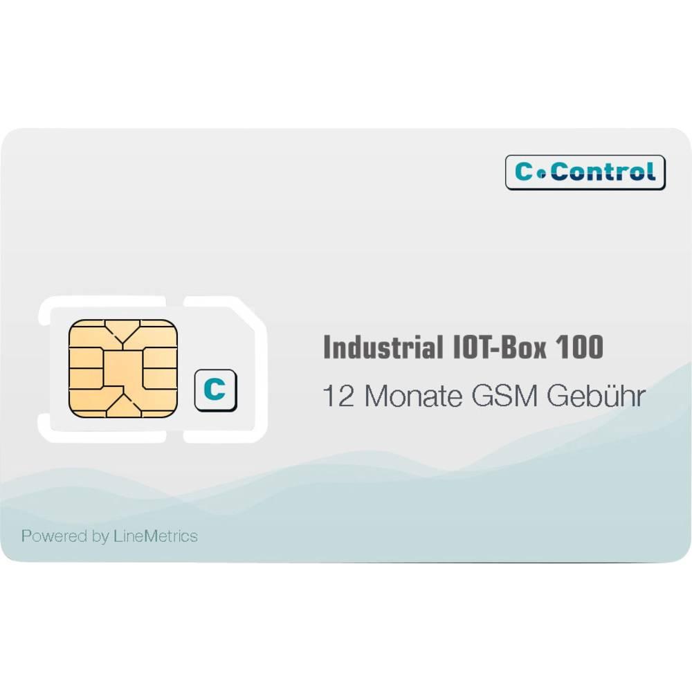 C-Control industrijski IoT 100 GSM licenca 12 mjeseci