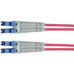 Telegärtner Steklena vlakna LWL Priključni kabel [1x Moški konektor LC - 1x Moški konektor LC] 9/125 µ Singlemode OS2 5 m