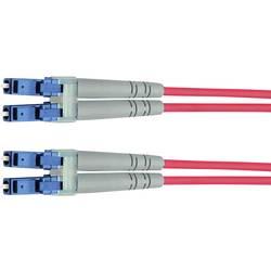 Telegärtner Steklena vlakna LWL Priključni kabel [1x Moški konektor LC - 1x Moški konektor LC] 9/125 µ Singlemode OS2 10 m