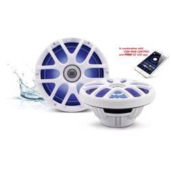 2-smerni koaksialni vgradni zvočnik 160 W Caliber Audio Technology CSM20RGB/W