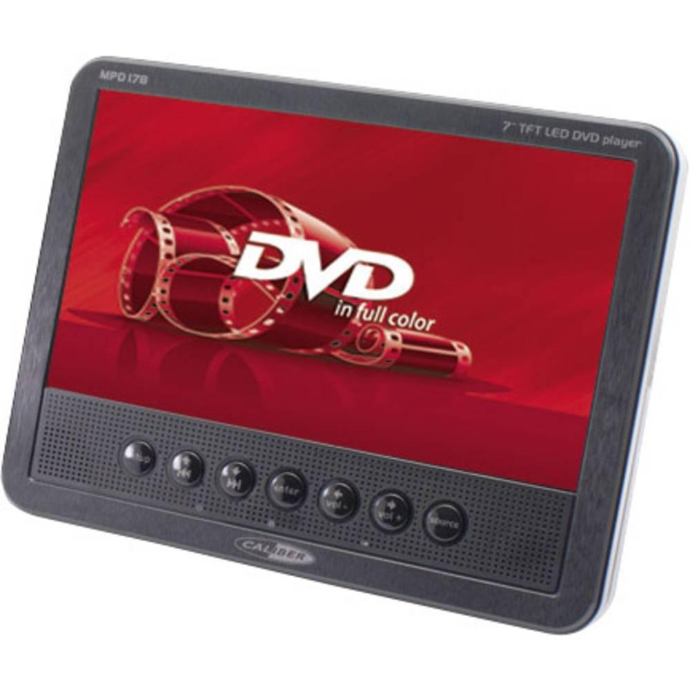 DVD-predvajalnik za avtomobilski vzglavnik z monitorjem Caliber Audio Technology MPD178