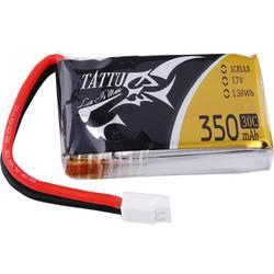 LiPo akumulatorski paket za modele 3.7 V 350 mAh Broj ćelija: 1 30 C Tattu Softcase Molex-utični sustav