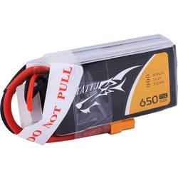 LiPo akumulatorski paket za modele 11.1 V 650 mAh Broj ćelija: 3 75 C Tattu Softcase XT30