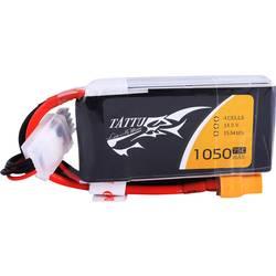 LiPo akumulatorski paket za modele 14.8 V 1050 mAh Broj ćelija: 4 75 C Tattu Softcase XT60