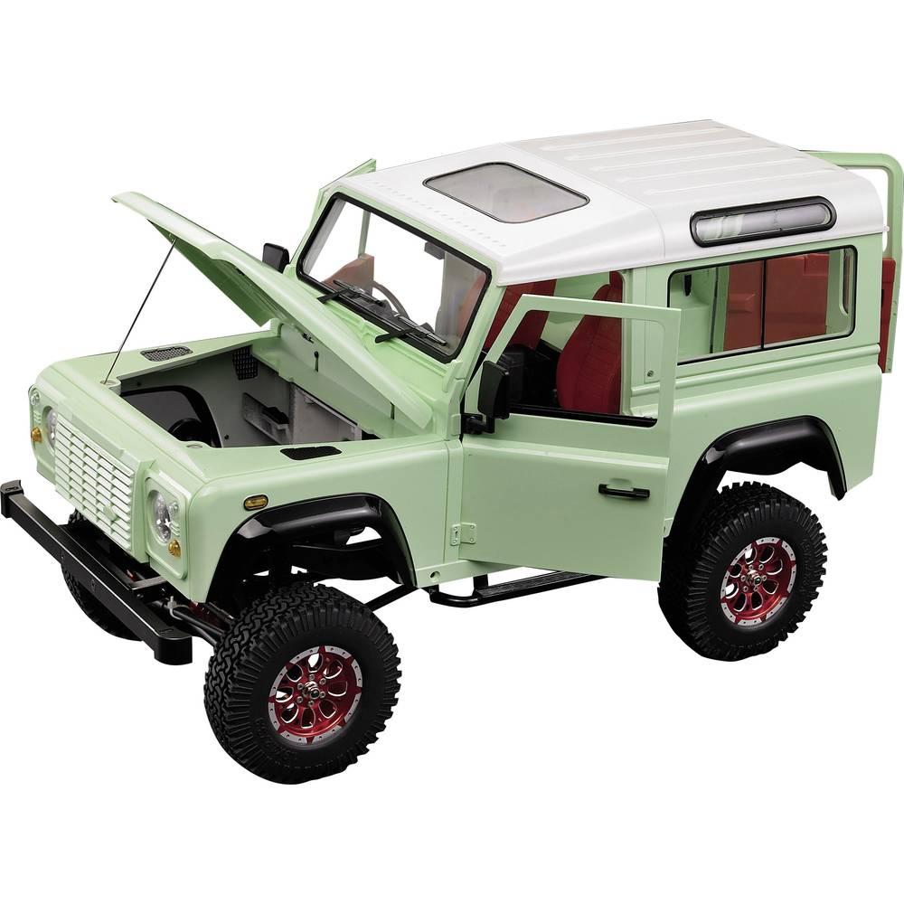 Amewi AMX Rock Scaler D90 jeep 1:10 RC Modeli avtomobilov Elektro Crawler Komplet za sestavljanje