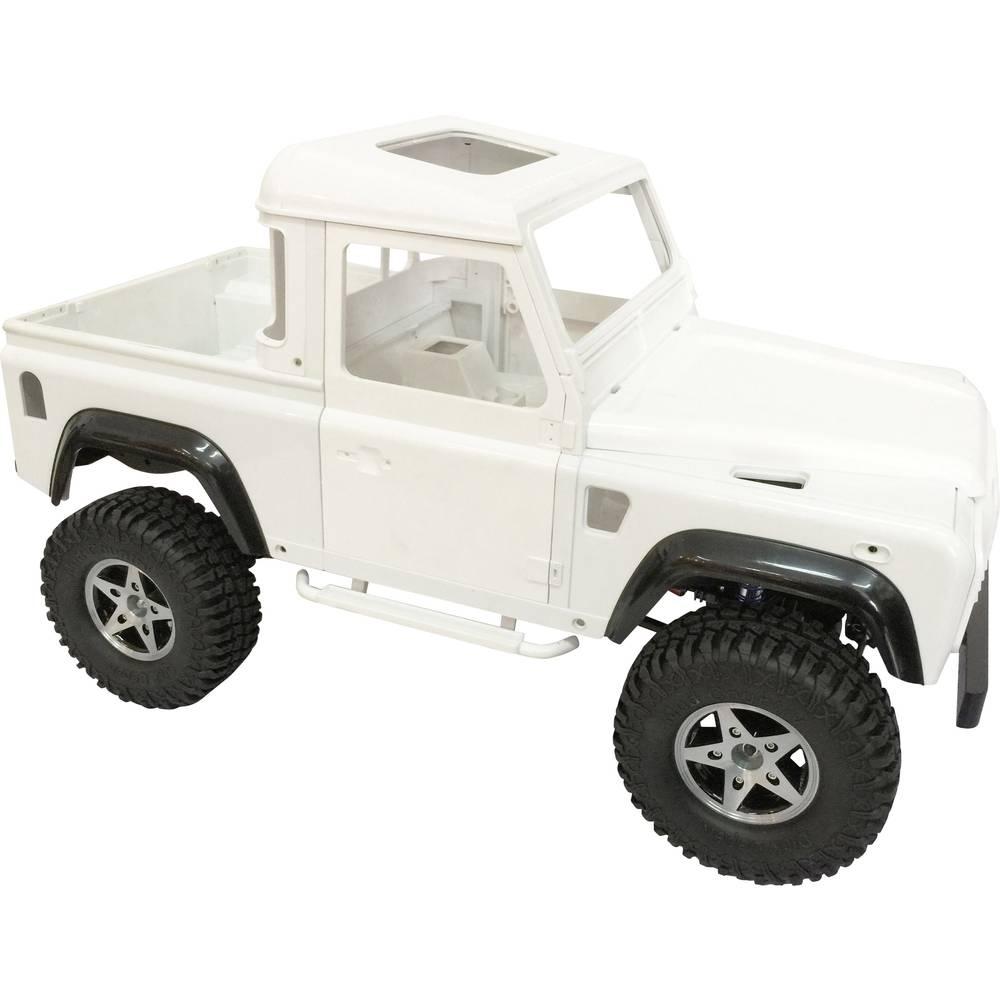 Amewi AMX Rock Scaler D90 pick-up 1:10 RC Modeli avtomobilov Elektro Crawler Komplet za sestavljanje