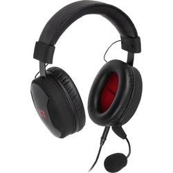 Gaming-headset Lioncast LX50 Over Ear Svart