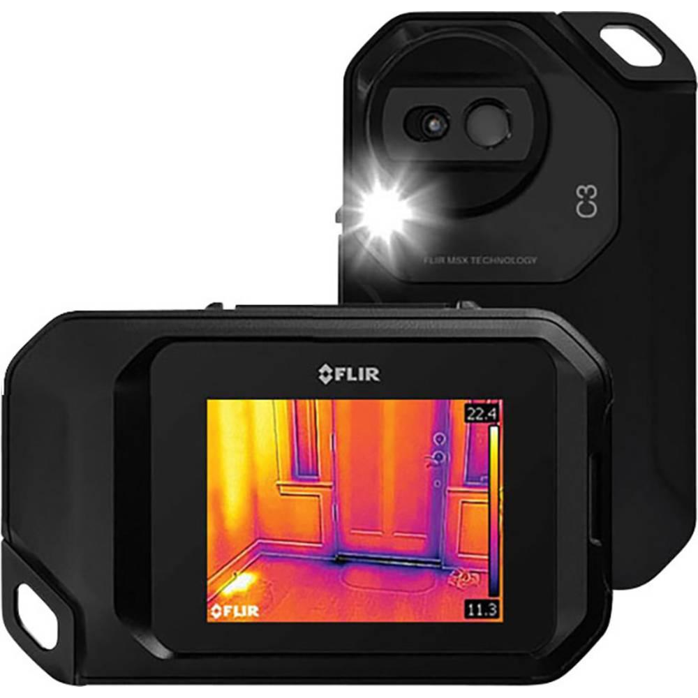 Termovizijska kamera FLIR C3 -10 do +150 °C 80 x 60 pikslov 9 Hz MSX®, WiFi