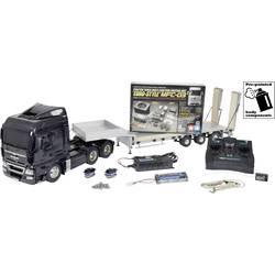 Tamiya 56346 MAN TGX 26.540 1:14 Elektro Modeli RC tovornjakov Delux varčevalni komplet Predlakiran