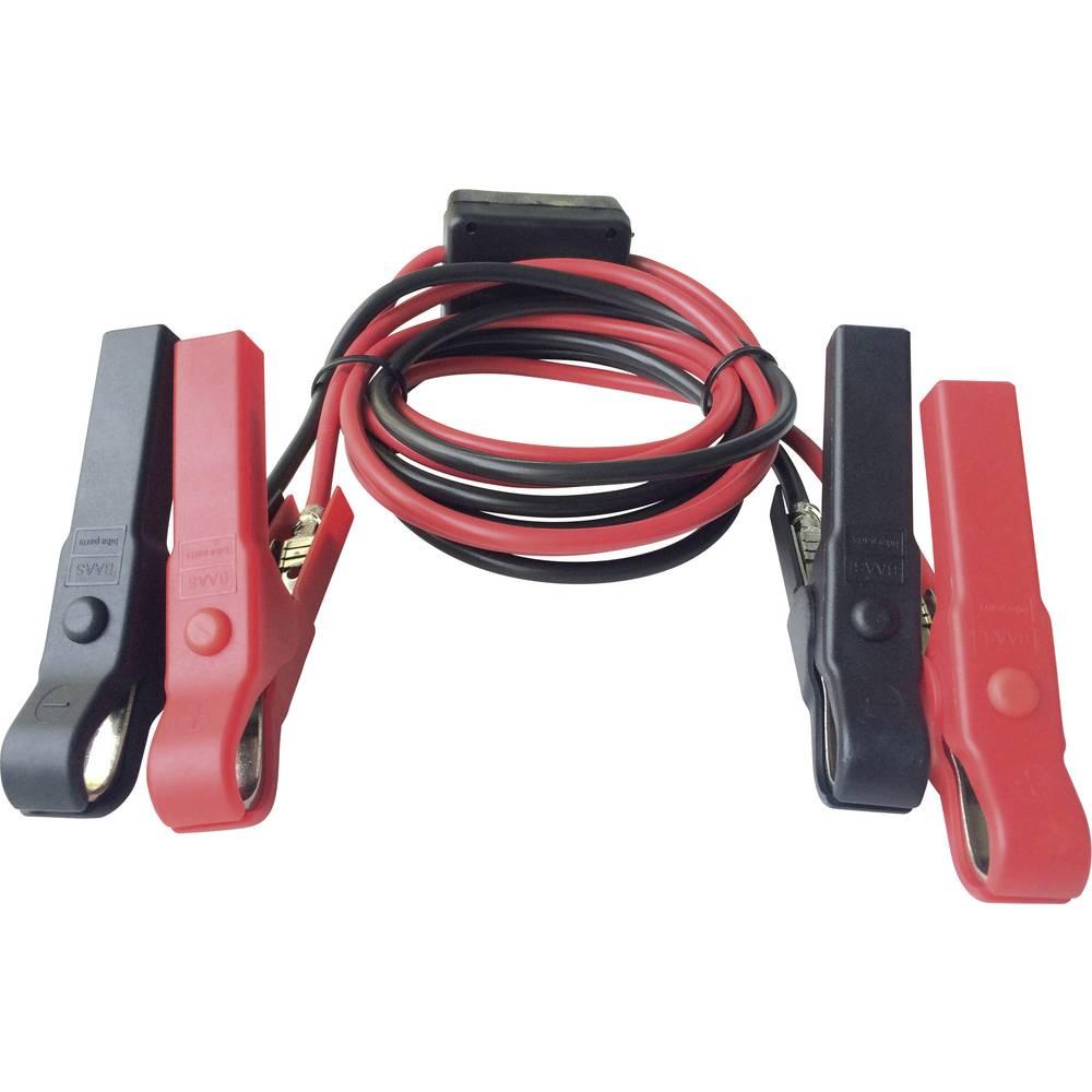 Vžigalni kabli 6 mm² bakreni 1.60 m BA07 z varnostnim stikalom BAAS