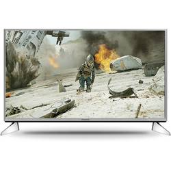 LED-TV 139 cm 55 cola Panasonic TX-55EXW604S EEK A DVB-T2, DVB-C, DVB-S, UHD, Smart TV, WLAN, PVR ready, CI+ srebrne boje