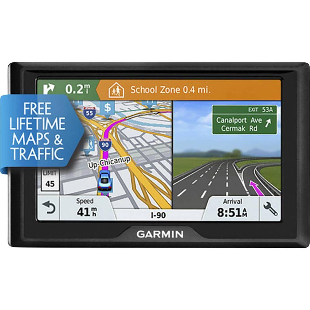 Garmin Drive 61 LMT-S CE Navigacija 15.4 cm 6.1  Centralna Evropa