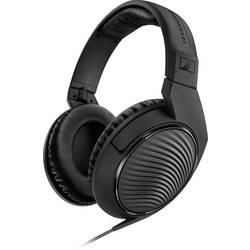 Sennheiser HD 200 PRO studijske over ear slušalke over ear odpravljanje šumov črna
