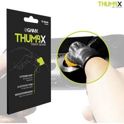 Antihalköverdrag Gaimx THUMBX BLACK