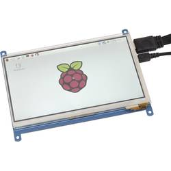 Joy-it RB-LCD7.2 modul zaslona osjetljivog na dodir 17.8 cm(7 palac)1024 x 600 piksel Pogodno za: Raspberry Pi