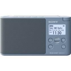 Sony XDR-S41D Namizni radio DAB+, DAB, UKW Modra