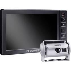 Kabelski video sistem za vzvratno vožnjo PerfectView RVS 580X Dometic Group vhodi za 4 kamere, linije za pomoč, avtomatski dnevn