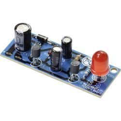 Kemo B186 komplet za sastavljanje treptavog svjetla Rezolucija: komplet za sastavljanje 6 V/DC, 9 V/DC, 12 V/DC