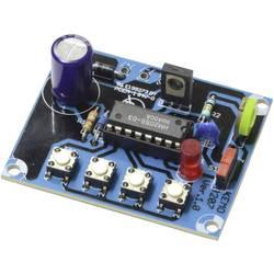 Signalni generator Komplet za sastavljanje Kemo Bruit locomotive 4.5 V/DC, 6 V/DC