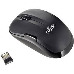Fujitsu WI200 Bežični miš Optički Crna