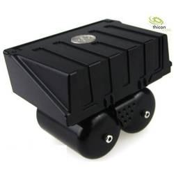 Thicon Models 50034 1:14, 1:16 Kutija za baterije s ktlovima od aluminija crna 1 ST