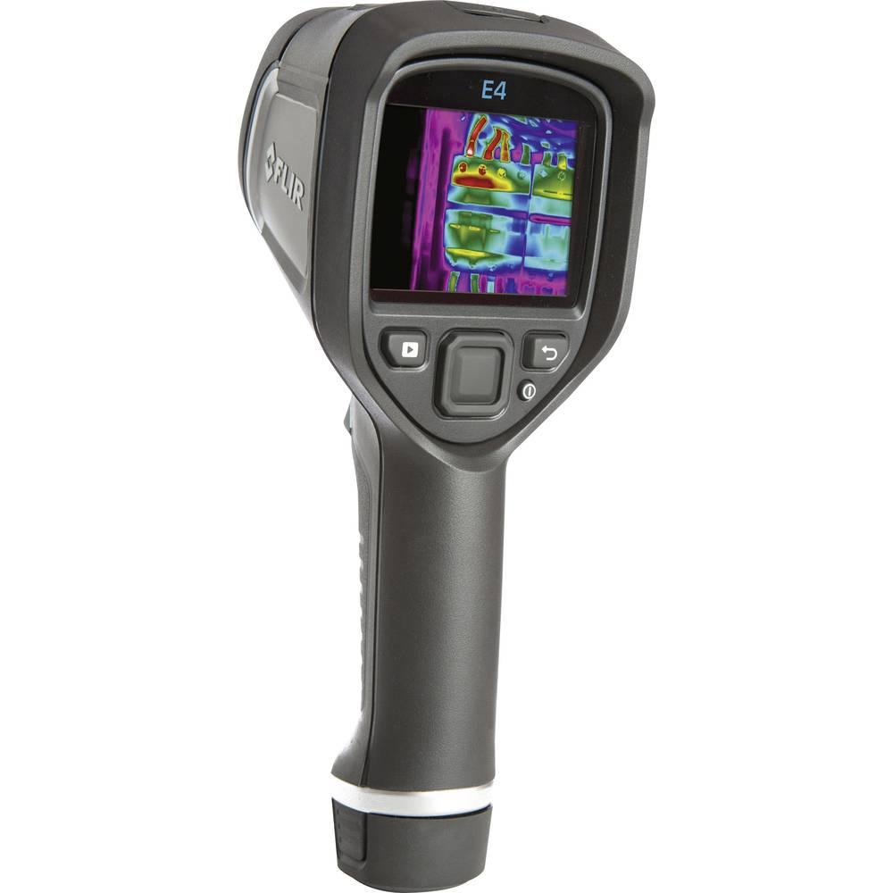 Termovizijska kamera FLIR E4 WiFi -20 do +250 °C 80 x 60 Pikslov 9 Hz