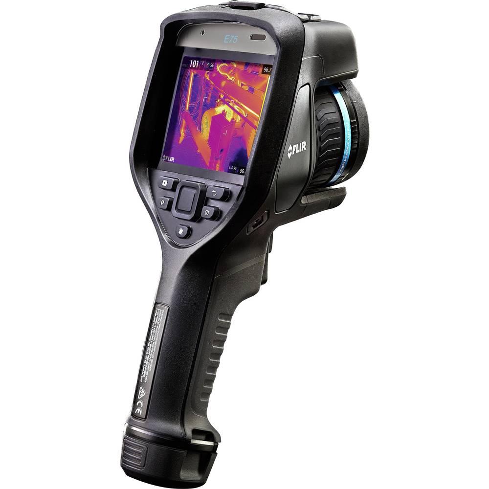 Termovizijska kamera FLIR FLIR E75 WiFi -20 do +650 °C 320 x 240 pikslov 30 Hz MSX®, WiFi