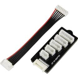 Multiplex lipo balancer board Izvedba polnilnika: eh Izvedba akumulatorja: xh Primerno za celice: 6