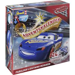 Julekalender Revell Control Junior Lightning McQueen Legetøj