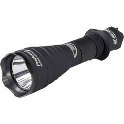 LED Žepna svetilka ArmyTek Predator Pro v3, 5500k Baterijsko 1400 lm 135 g Črna