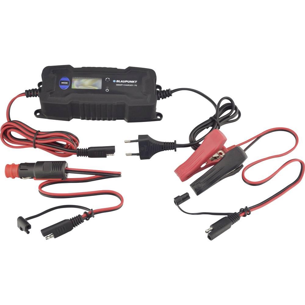 Automatisk oplader Blaupunkt Smart Charger 170 2010016123576 6 V, 12 V 0.8 A 3.8 A