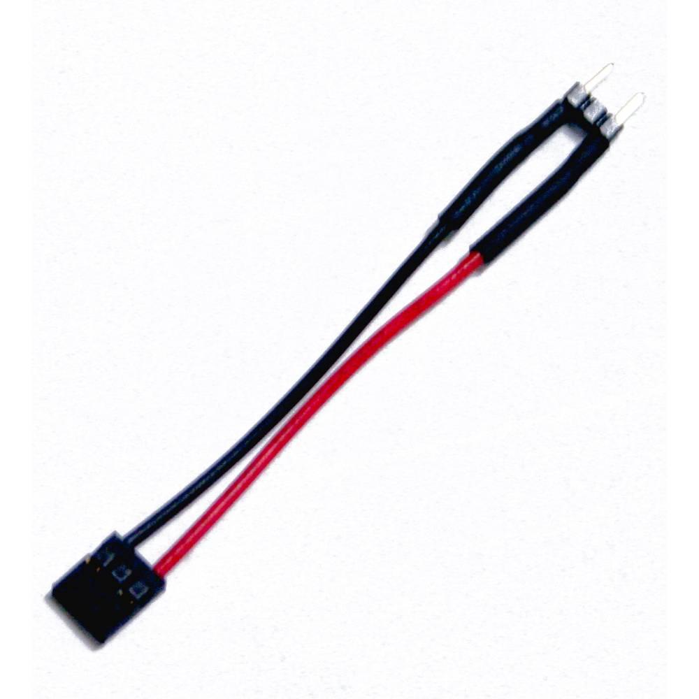 Konektor z LED-LIGHT sT. 2-polni LEDKAB54