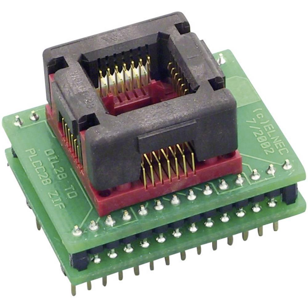 Adapter za ELNEC®-Programer Elnec 70-0066, tip DIL28/PLCC28 ZIF