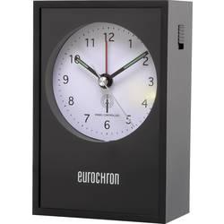 Radijski kontrolirana budilica Eurochron EFW 7002 crni