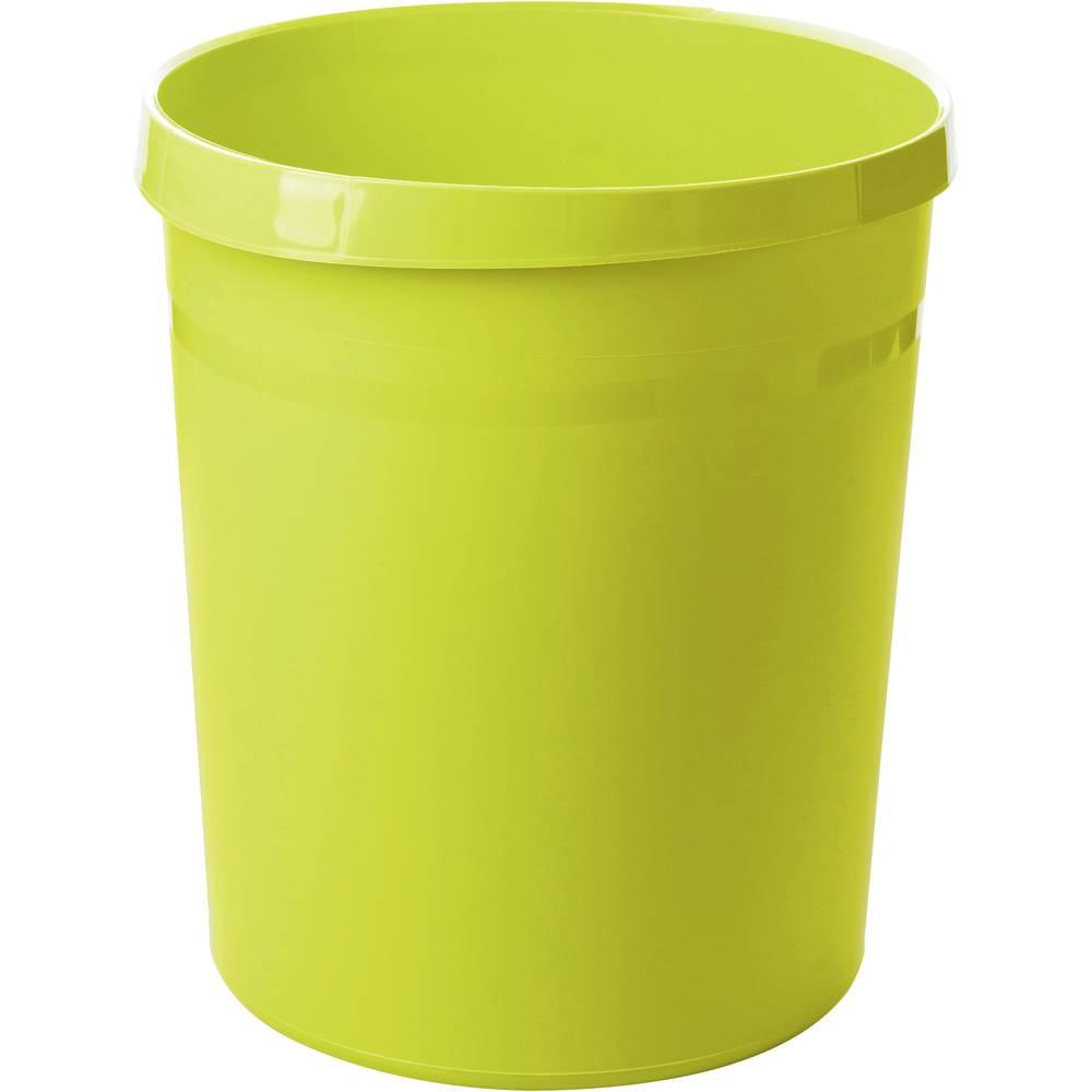 HAN Koš za smeće GRIP 18190-50 18 l (Ø x V) 312 mm x 345 mm Polipropilen Limun 1 ST