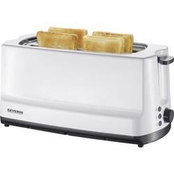 Dvostruki toster AT 2234 Severin s nastavkom za pecivo bijela, siva