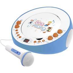 Barn CD-spelare Dual CP 18 Blå